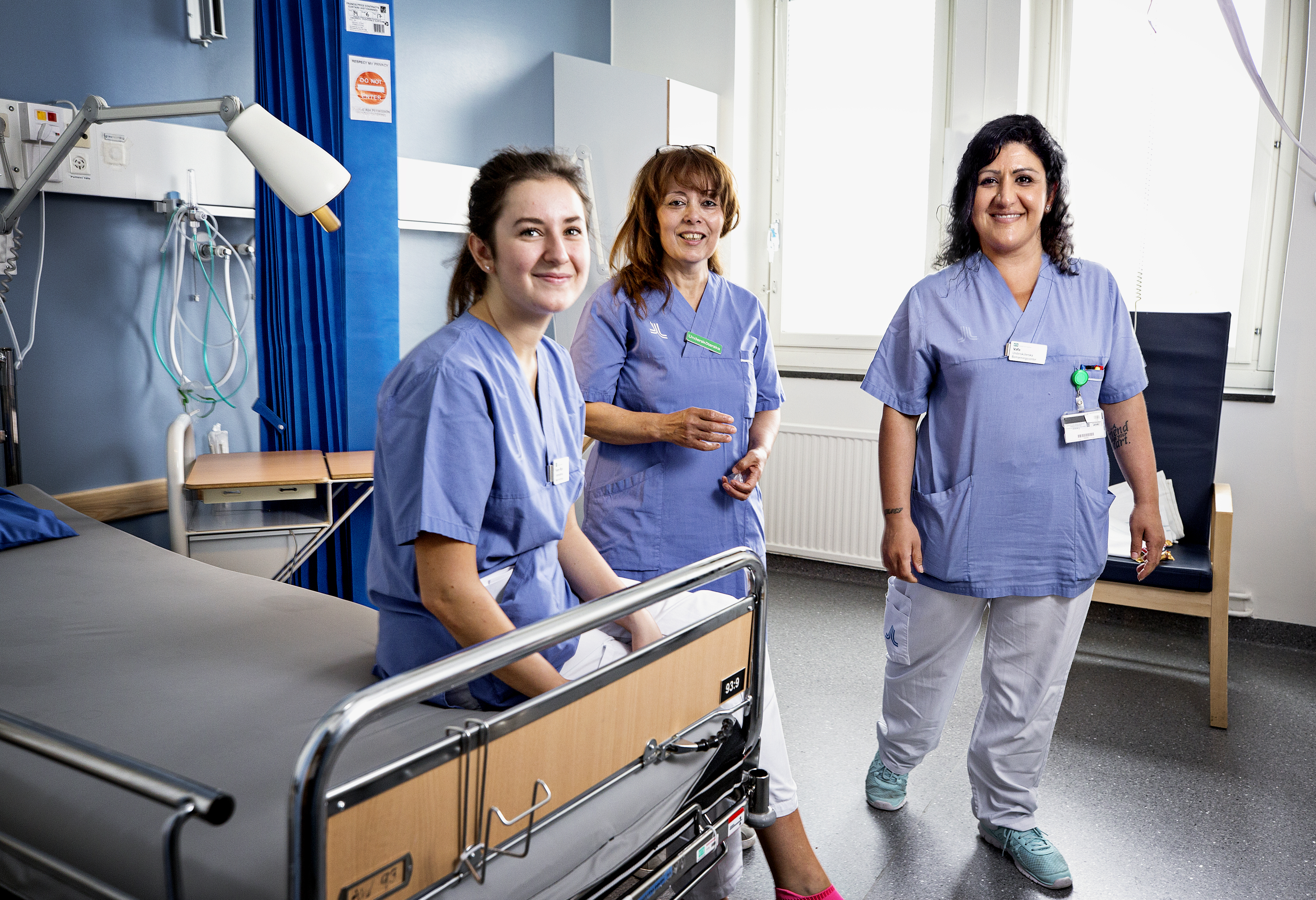 underläkare sommar 2017