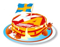 KA-tårtan