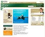 KPAs hemsida