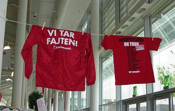 ISKA tshirts