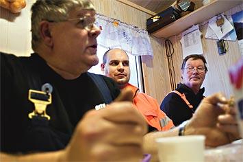 Maskinist och anläggningsarbetare i Luleå