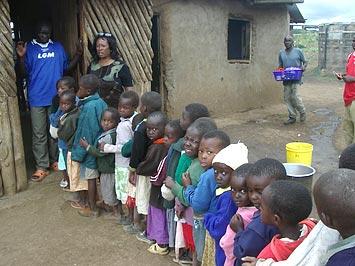 Jacinta och barnen