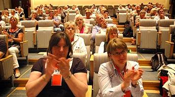 Ombud på Förbundsmötet 2008