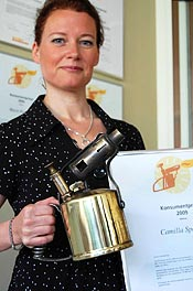 Camilla Sparring