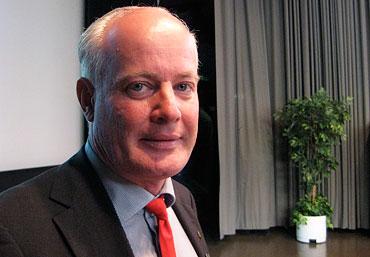 Ulf Lundin. regeringens utredare, har presenterat ett förslag till en ny kollektivtrafiklag.