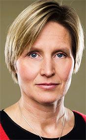 Lena Westerlund, chefsekonom LO.