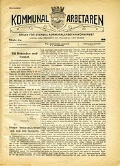 KA omslag nr 1 1910