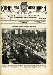 KA omslag nr 5 1928