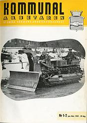 KA omslag nr 1-2 1939