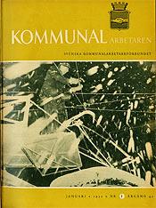 KA omslag nr 1 1956