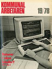 KA Omslag nr 19 1978