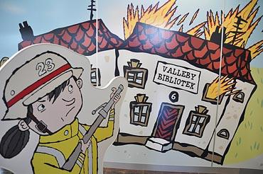 Valleby utställning Arbetets museum