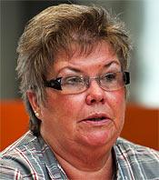 Ann-Cathrine Flodén, ordförande Kommunal Skövde.
