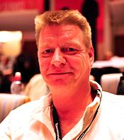 Lars Lyreström, hantverkare, Malmö, ombud Kommunals kongress 2010.