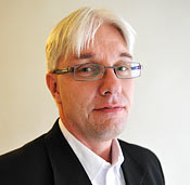 Trafikchef Peter Eriksson, Nobina Umeå.