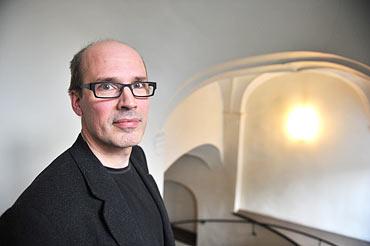 Albert Wiklund, Kommunals sektionsordförande för trafikpersonalen vid Nobina i Umeå.