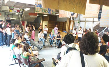 Studenter Sao Paolo