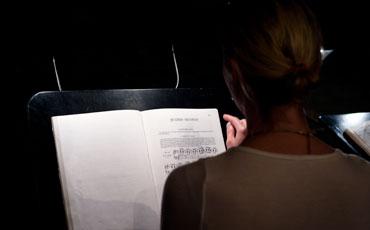 La Bohéme på Kungliga Operan i Stockholm.