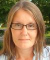 Monica Pettersson, barnskötare om medverkande i antologin Landet som sprängdes.