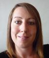 Sara Bolin, undersköterska.