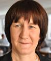 Maria Hansson, ombudsman på Kommunal.