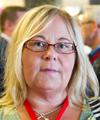 Susanne Dahlqvist, ombud kongressen 2013.
