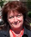 Christina Wising, ombud kongressen 2013.