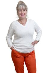 Margareta Trollsten, Komiform.