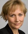 Helene Hellmark Knutsson (S), landstingsråd i Stockholm.