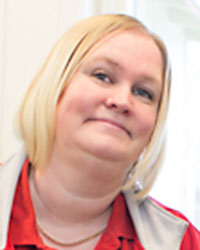 Maria Karnberger.