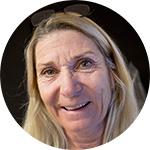 Ann-Sofi Lindström.