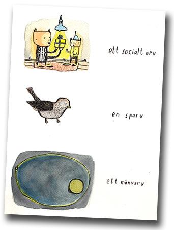 Serie av Sara Granér.