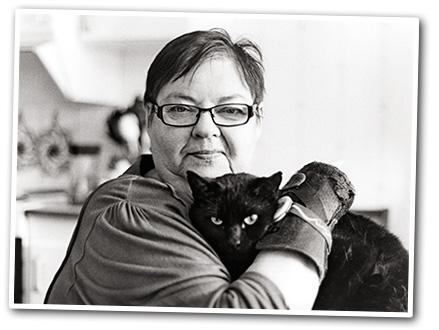 Monika Olsson.