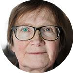 Maj-Britt Lundqvist.