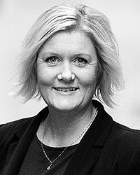 Lena Rådström Baastad.