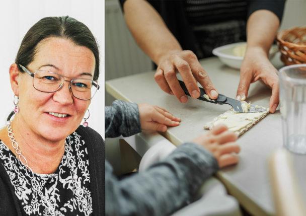 Lenita Granlund, Kommunal.