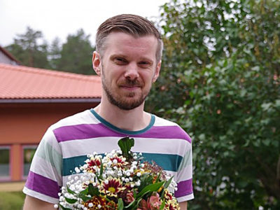 Martin Schreij, årets handledare.