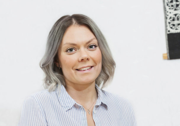 Nadja Ståhl.