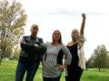 Katarina Omnell, Gun-Britt Gun-Britt Thorneus och Sofia Larsson.