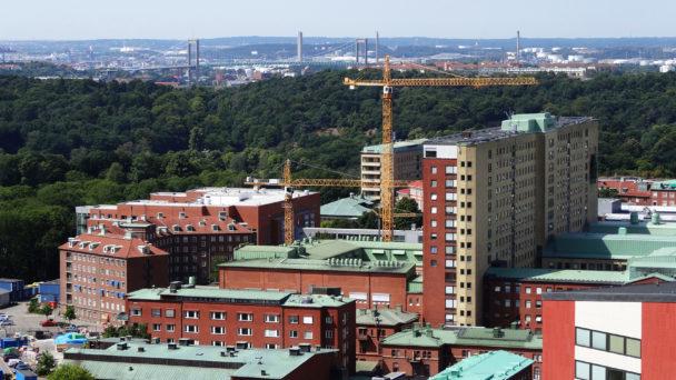 Sahlgrenska i Göteborg.
