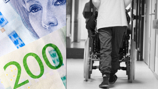 Undersköterskorna i Svalöv får 400 kronor extra.