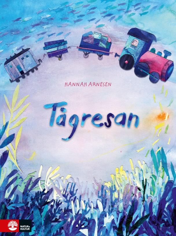 Tågresan av Hannah Arnesen.