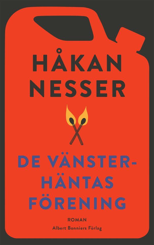 De vänsterhäntas förening av Håkan Nesser.