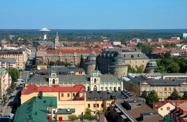 Örebro.