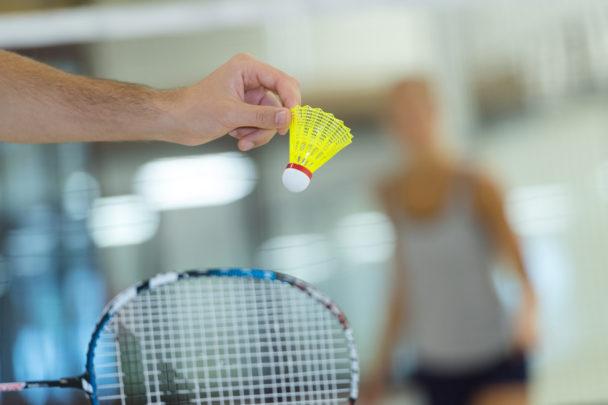 Badminton.