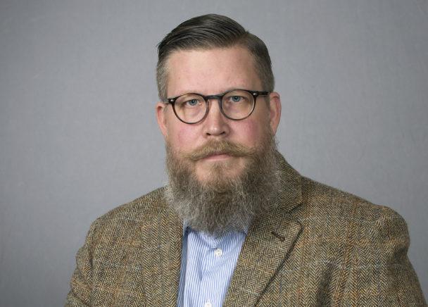 Simon Matti, statsvetare.