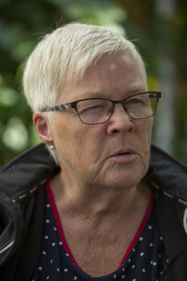 Inga-Britt Berglund.