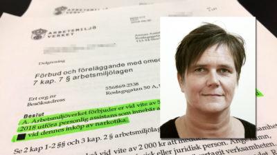 Margaqretha Johansson.