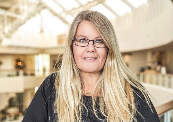 Annika Wallenskog, SKL.