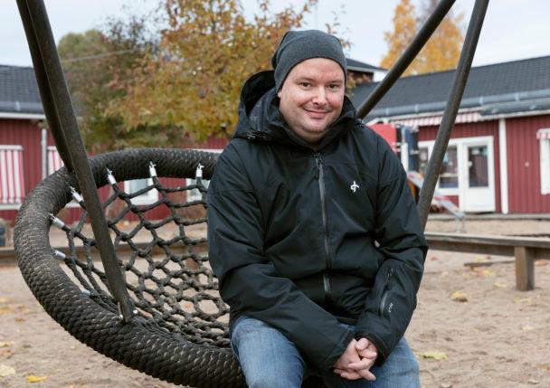 Mikael Söderberg.